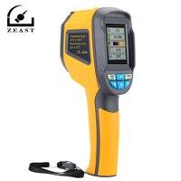 HT 02D Handheld IR Thermal Imaging Camera Digital Display Infrared Image Thermal Imager 20 C~ + 300 C 2.4inch LCD Display