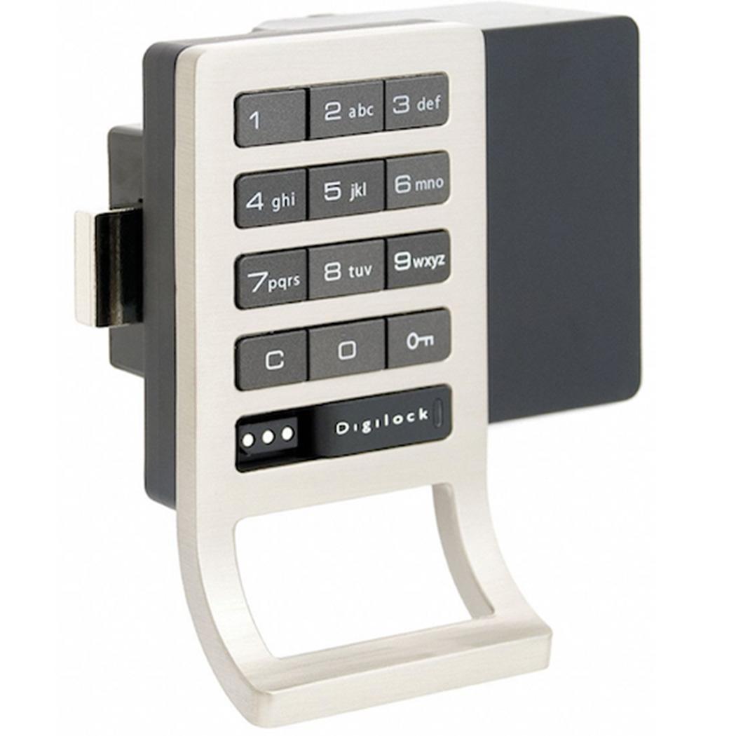 Home Smart Electronic Digital Door Keyless Password lock 10% ~ 95% RH Cabinet < 10uA DC6V Lock -20 ~ +50 :< 200mA
