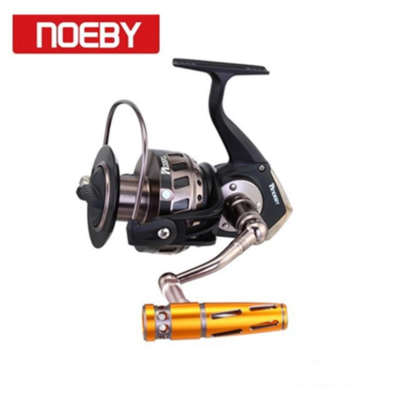 NOEBY INFINITE 7000/9000 Spining Reel 10+1/9+1BB 4.1:1 Moulinet Mouche Peche Vismolen Fishing Coil Pesca