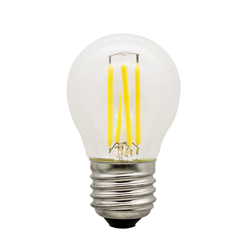 LED Bulb Retro Edison Light Bulb E26 110V 2W 4W 6W G45 Filament Vintage Ampoule Incandescent Bulb Edison Lamp For Home Decor