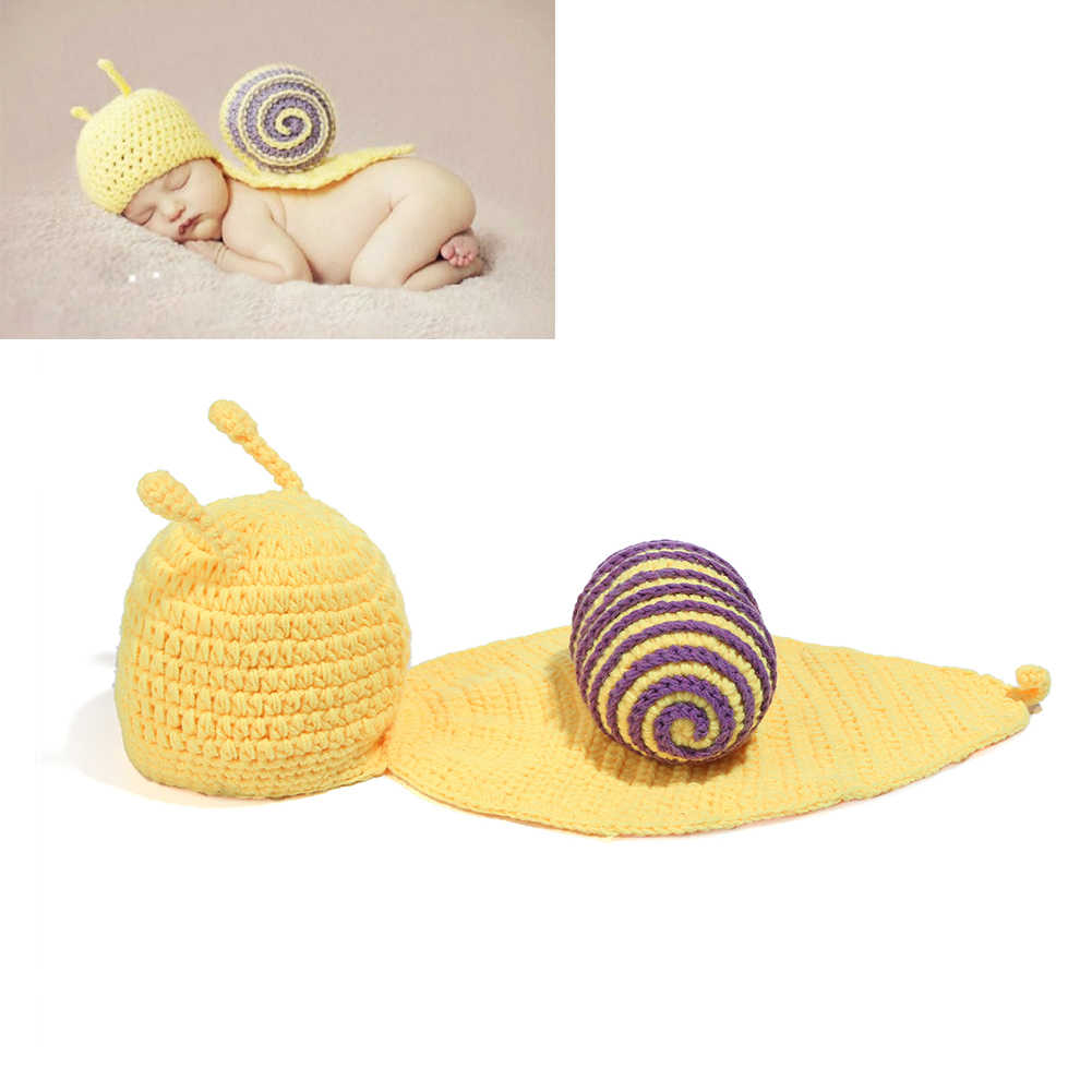 186e4403d Detail Feedback Questions about Sleepy Snail Infant Baby Photo Props ...