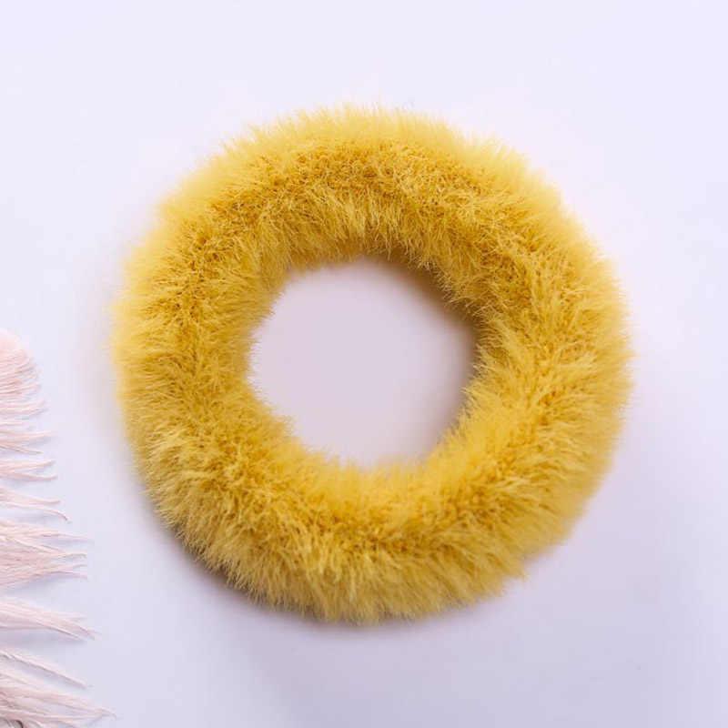 Резинка для волос с хвостиком, 1 эластичная резинка для волос, аксессуары для волос