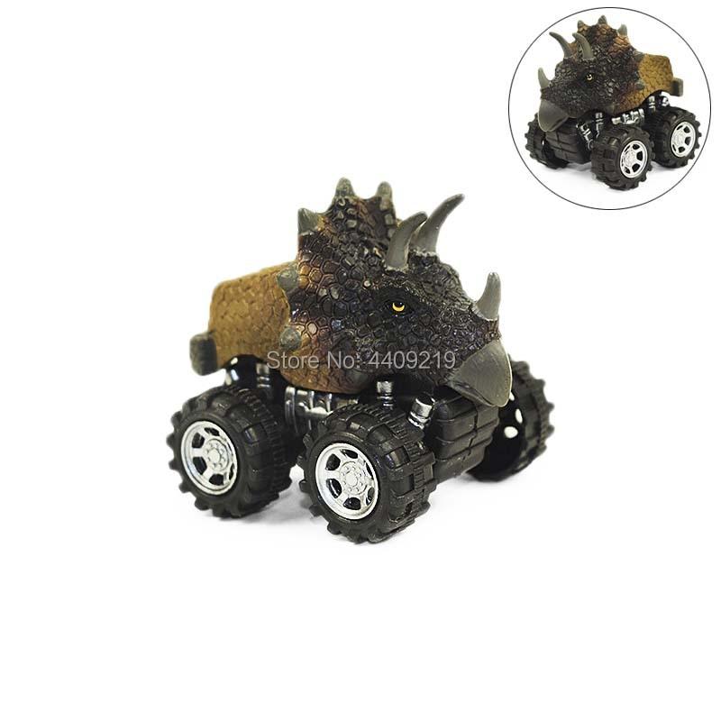 6 stilova dinosaura Tyrannosaurus Tatankacephalus Dilophosaurus - Dječja i igračka vozila - Foto 4