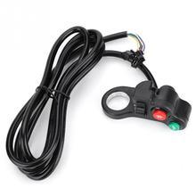 3 в 1 передний светильник, рупорный переключатель, электрический велосипедный головной светильник, рупорный сигнал поворота для мотоцикла, электровелосипеда, скутера