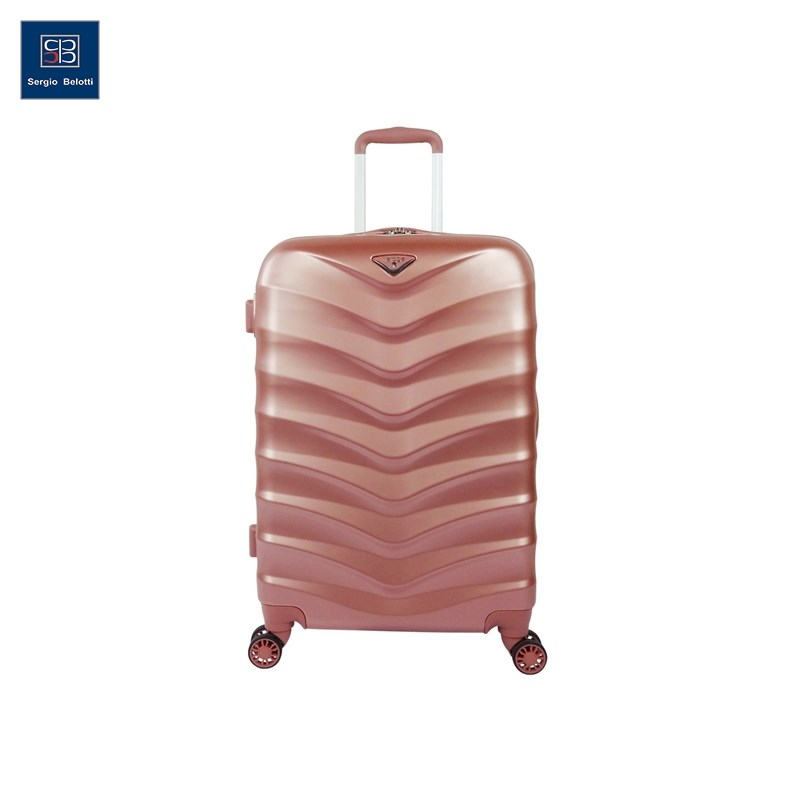Suitcase-trolley Verage GM15059W28 rose gold solid scrub stainless steel brushed black gold silver rose gold finished watch band clasp buckle watchbands 16 18 20mm 24mm 26mm