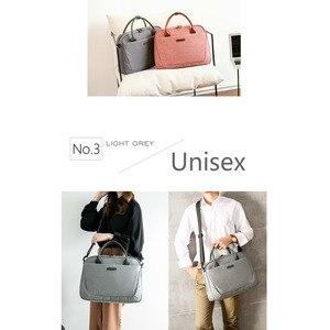 Image 3 - 2020 New Womens Briefcase Office Laptop Bags For Ladies Computer Work Shoulder Messenger Business Bag Handbag Men Travel Bags
