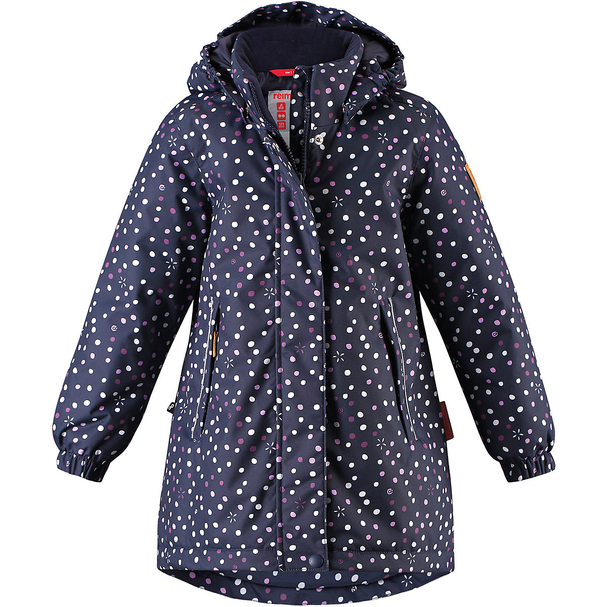 REIMA Jackets & Coats 8665257 for girls baby clothing winter warm boy girl jacket Polyester icebear 2018 fashion winter jacket men s brand clothing jacket high quality thick warm men winter coat down jacket 17md811