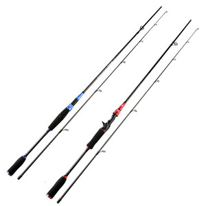 2019 New arrive 1.8m 2.1m 2 Sec Spinning Fishing Rod Lure Wt.5-30g Line Wt.8-16lb Casting Spinning For Lure Fishing Rods