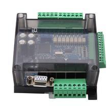 8 вход 6 выход ПЛК промышленная плата управления FX3U-14MR программируемый простой контроллер аксессуары ПЛК Программируемый контроллер