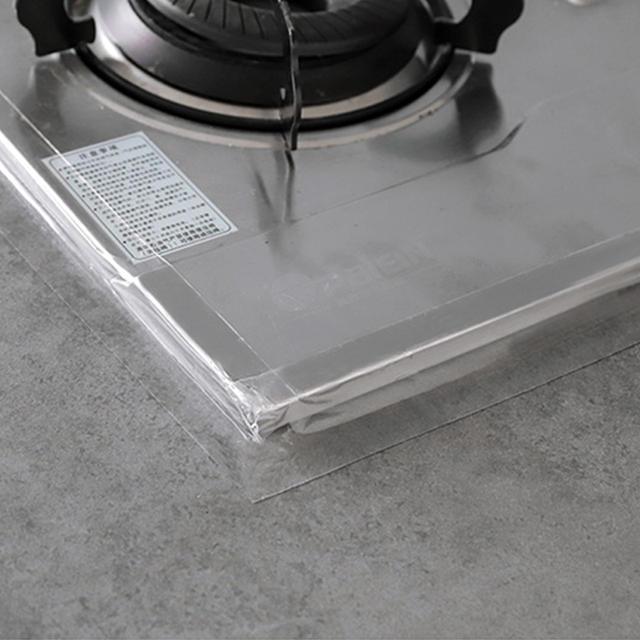Ceramic Label PVC Waterproof Kitchen Tape Self Adhesive
