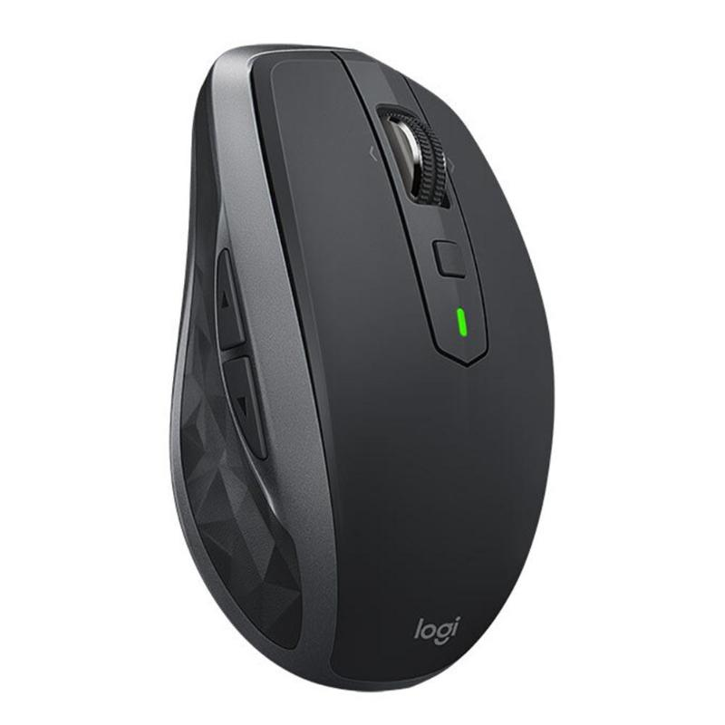 Logitech MX Anywhere 2S 2.4GHz Wireless Mouse 4000DPI Rechargeable Bluetooth Gaming Mice with Receiver for Computer Laptop PC