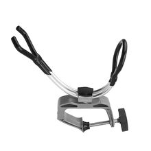 Clamp On Boat Kayak Yacht Fishing Rod Holder Racks Equipment-- Clam Max 5cm