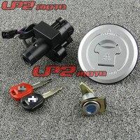 For Honda CB600 CB600F Hornet 600 1998 2002 Lock Whole Car Lock motorcycle ignition Switch Lock Key Gas Tank Cap Cover