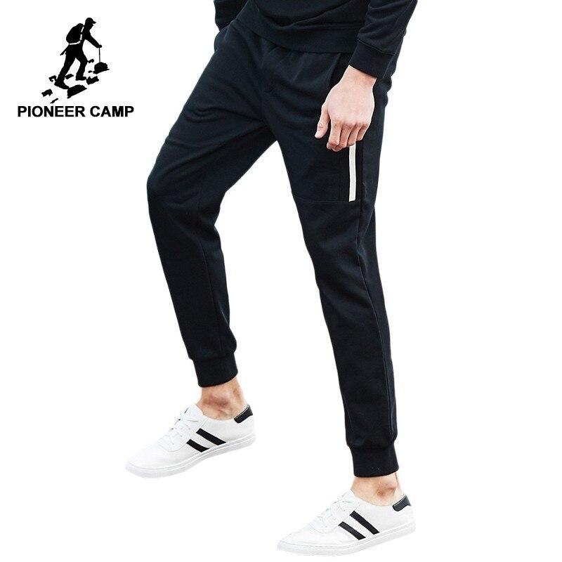 Chándal Hombre Los Negro Ropa De La Pantalones Hombres Marca Campamento Sudor Pioneros vH4wwzq