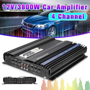 3800W RMS 4 Channel 12V 4ohm T