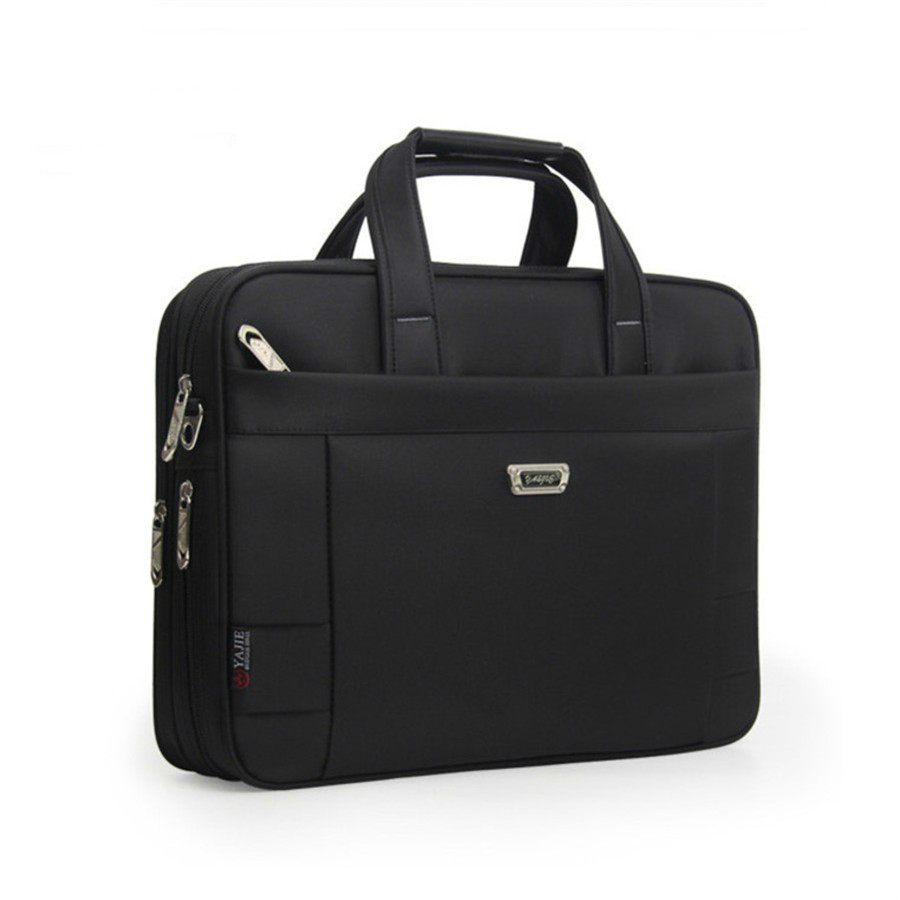 OYIXINGER 2019 High Quality Business Bags Waterproof Classic Men's Shoulder Work HandBag Men Briefcase Laptop Bag Bolsa Feminina