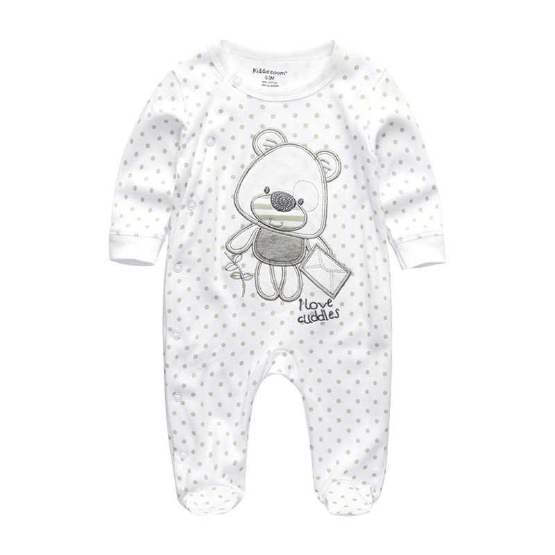 2020, peleles para bebés recién nacidos, Ropa para Niñas, ropa de manga larga para bebés, prendas de vestir de algodón para bebés, pijama de otoño y primavera, Estrella