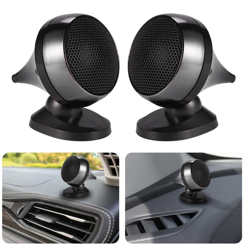 MXECO Universal 2 x 500 Watts Super Power Loud Dome Tweeter Speakers For Car Mini DVI to HDMI High Efficiency Vehicle Loudspeaker