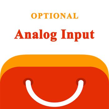 Wejście analogowe (opcjonalnie) tanie i dobre opinie Części oscyloskopu