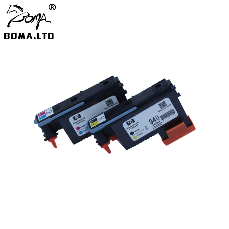 BOMA.LTD Printhead C4900A C4901A 940 Print Head For HP Officejet Pro 8000 8500 8500A A809a A809n A811a A909a A909n A909g A910a|Printer Parts|   - title=