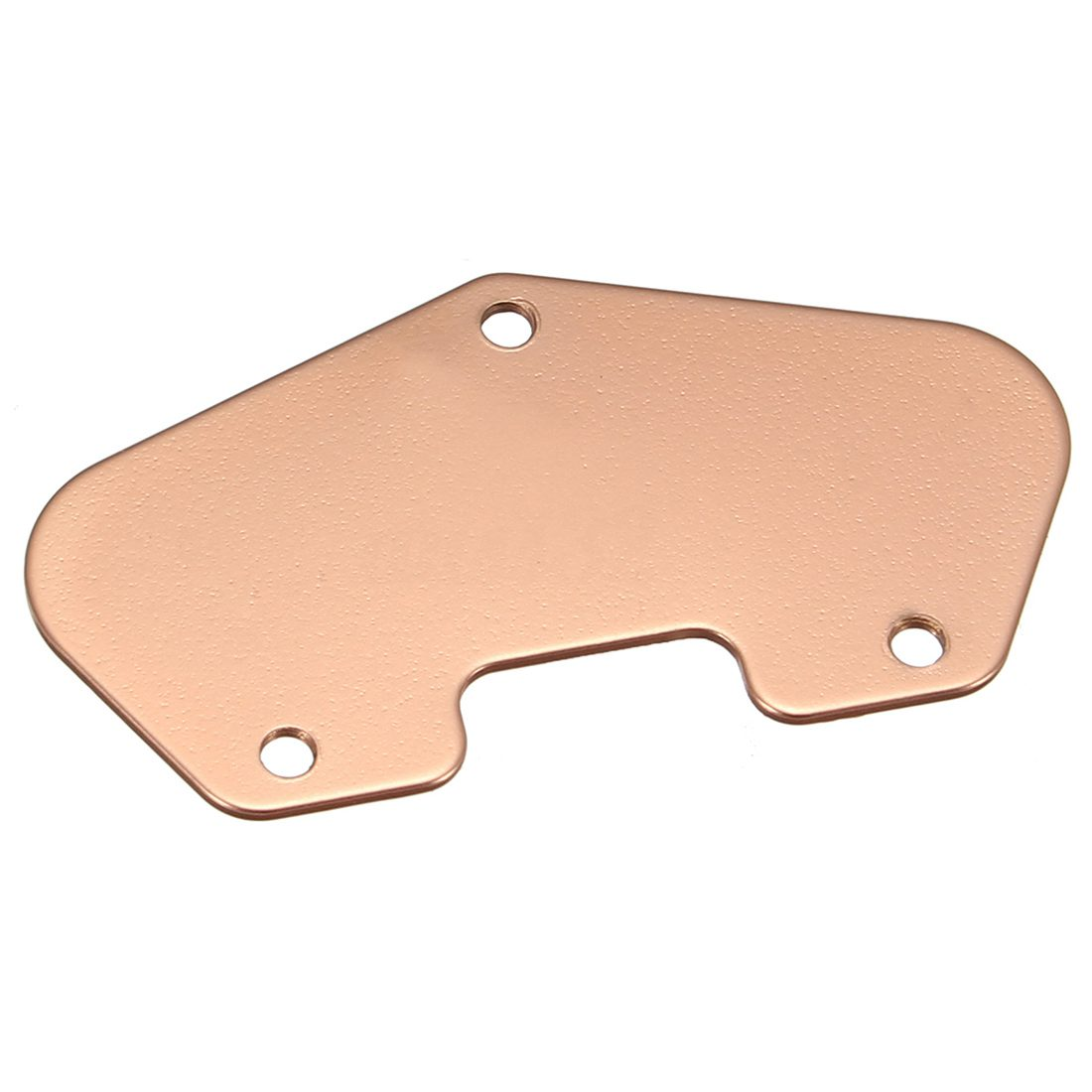 fste iron electric guitar pickup baseplate for tele strat copper clad in guitar parts. Black Bedroom Furniture Sets. Home Design Ideas