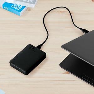 Image 2 - WD Elements Hard Disk Esterno Portatile Disk HD 1TB 2TB Ad Alta capacità SATA Dispositivo di Archiviazione USB 3.0 Originale per il Computer Portatile