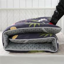 Washable Mattress Tatami Mat Folding Mattress for Bedroom Sleeping on Floor Mat Folding Mats Wholesale Price(China)