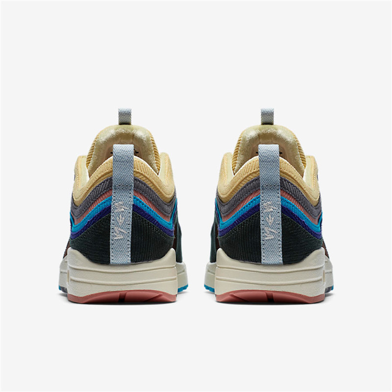 new product e5bcb 76fb9 Nike Air Max 97/1 Sean 2018 Summer New Man Running Shoes Comfortable  Sneakers AJ4219 400-in Running Shoes from Sports & Entertainment on  Aliexpress.com ...