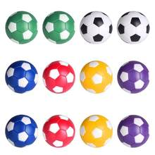 68f49032708 24pcs Table Soccer Foosballs Replacement Balls Mini Official Tabletop Soccer  Game Ball Accessory