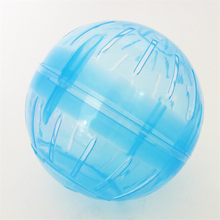 KITHOME PET 1pcs Lovely Hamster Running Ball Mice Exercise Small pet toy Plastic Rat Play Toy Pet Product