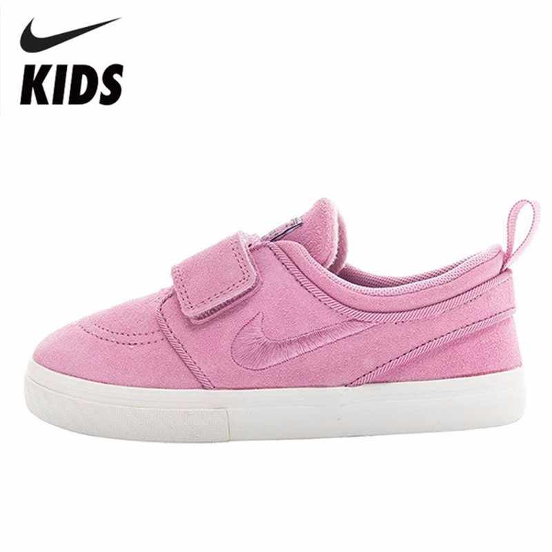 e4fc4dda0c0ae Nike Baby Children Footwear Sneakers Skate Shoes Boy And Girl Casual Shoes  Running Shoes #882989