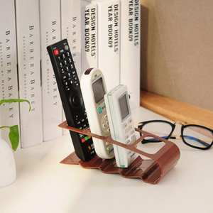 Case Remote Control Holder Stand Storage Organiser