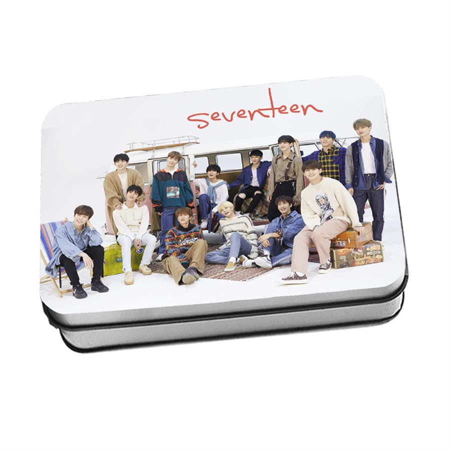 Beads & Jewelry Making Jewelry & Accessories Buy Cheap Kpop Seventeen Carat Land Behind The Scenes Polaroid Lomo Photo Card The8 Dk Collective Cards Dino Mingyu Hd Photocard 40pcs/set