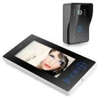 7 inch 2.4G Wireless Video Door Phone Intercom Doorbell Home Security Camera