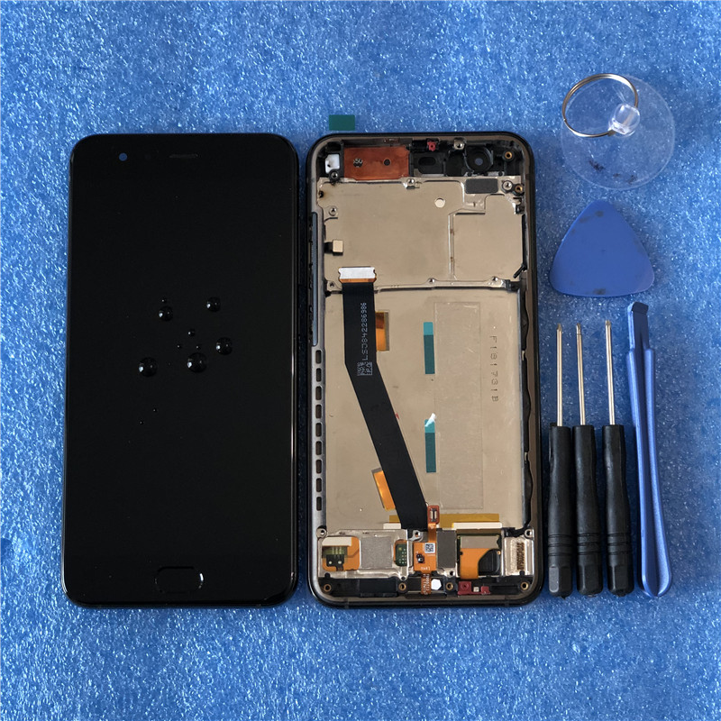 """Image 3 - Original Axisinternational For 5.15"""" Xiaomi 6 M6 Mi6 With Frame LCD Display Screen Touch Panel Digitizer For MI6 MI 6 Display-in Mobile Phone LCD Screens from Cellphones & Telecommunications"""