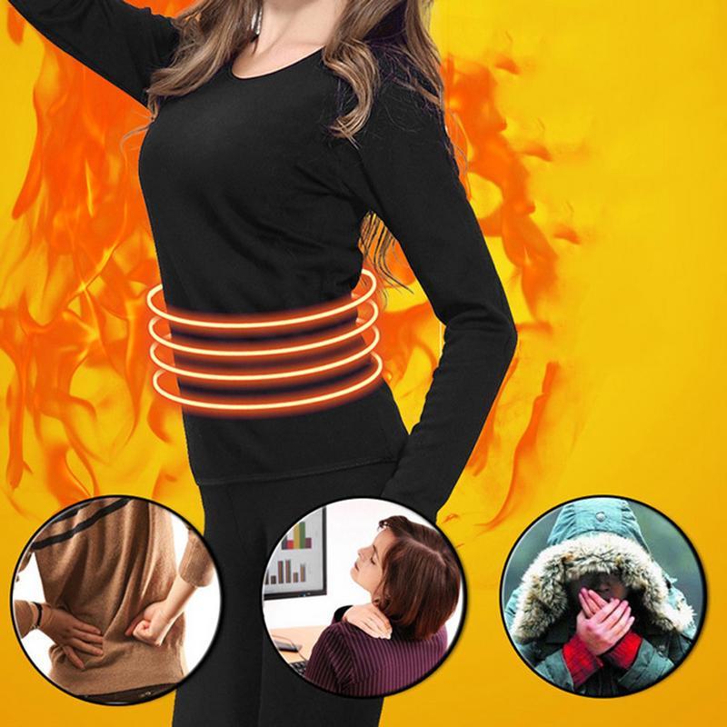 Vêtements de chauffage électrique gilet chauffant USB chauffage Intelligent chemise de fond contrôle de température sous-vêtement thermique chauffant haut