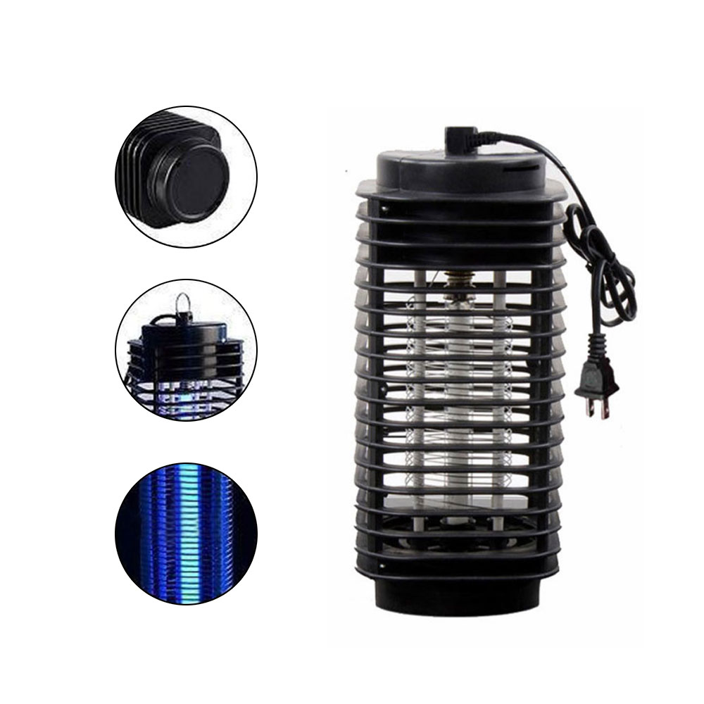 Industrious Electric Mosquito Lamp Home Abs Appliance Bug Mosquito Lure Trap Lamp Killer Led Zapper Electric Mosquito Lamp Repellents Garden Supplies