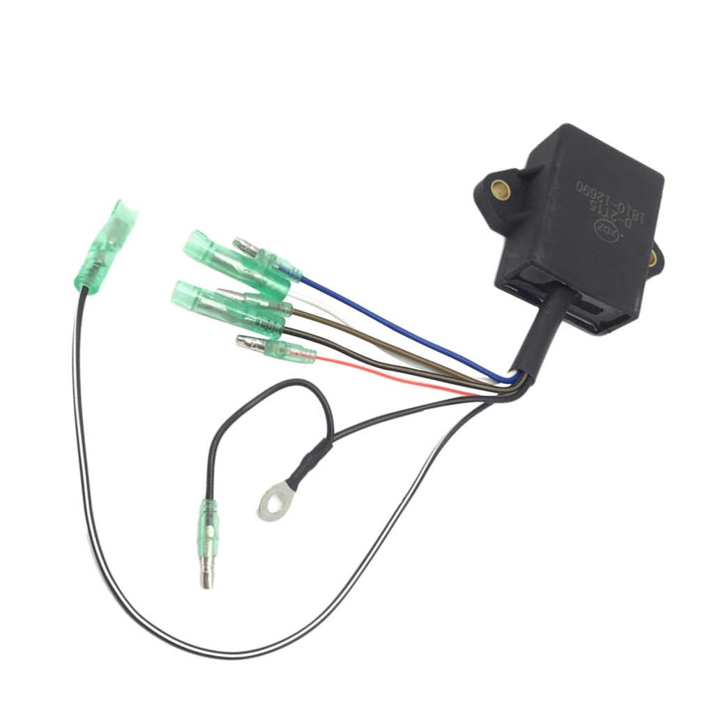 IGNITION MODULE CDI COIL PACK for Yamaha 2 Stroke 9 9 15 25