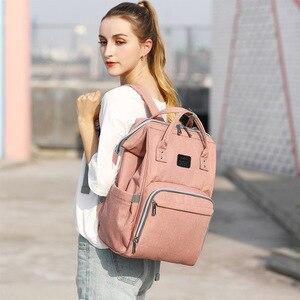 Fashion Mummy Maternity Diaper Bag Large Nursing Bag Travel Backpack Designer Stroller Baby Bag Baby Care Nappy Backp