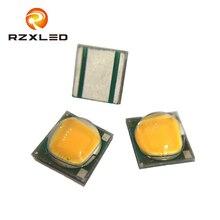 15 шт. / Лот видимый светодиод 5 Вт 10 Вт 5050 поверхностного монтажа чип желтый желтый высокой мощности SMD диод