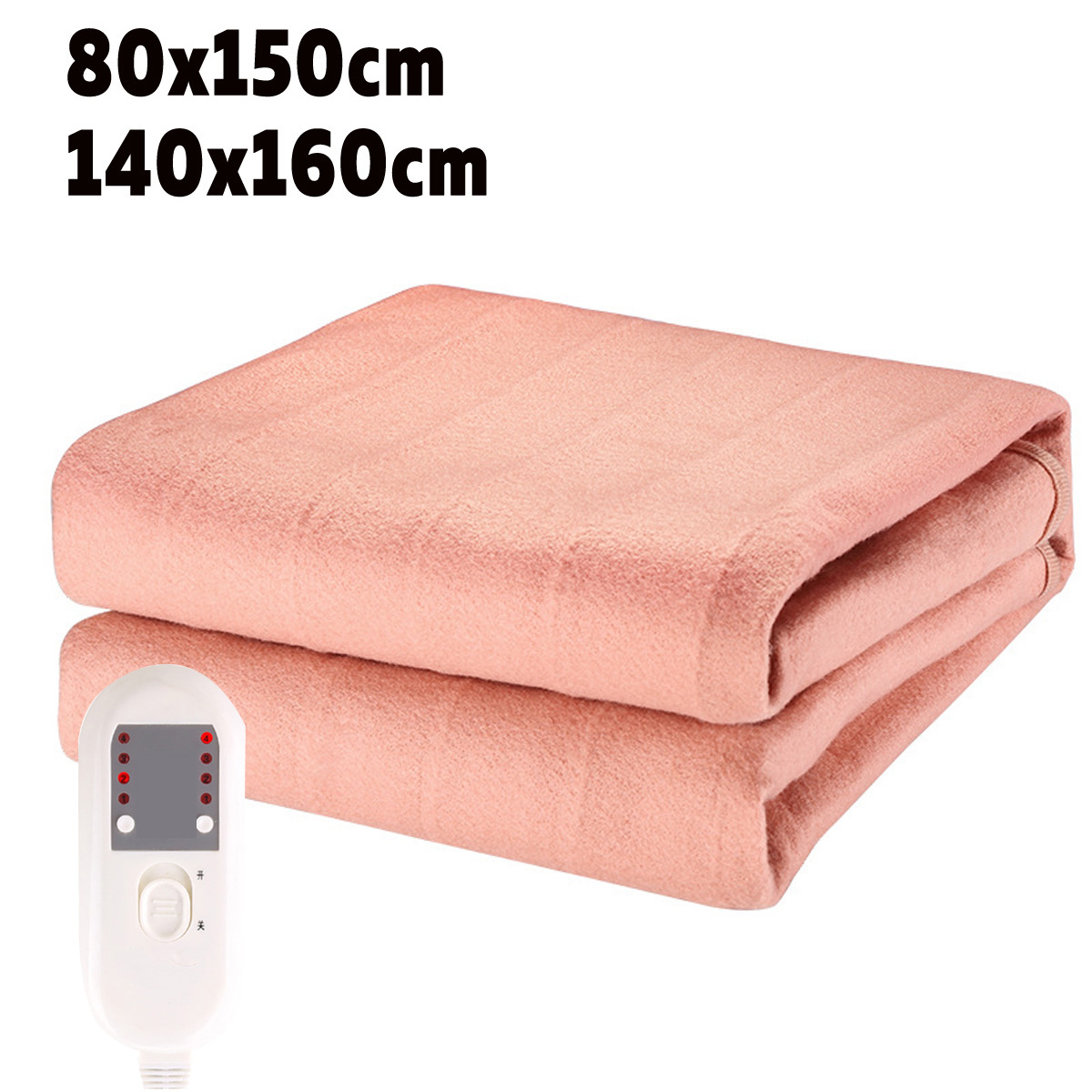 Non-woven Fabric Electrical Blanket Electric Mattress Electric Blanket Thicker Heated Carpet Electric Mat Body Warmer Heater