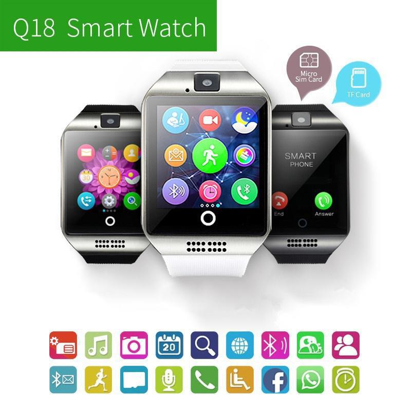 GZDL Bluetooth Smartwatch GSM SIM Card Watch Phone For Android Samsung LG  IOS iPhone With Camera Compass Remote Control WT8250