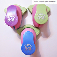 1pcs Flower Scrapbooking Tools Paper Cutter Corner Rounder Border Punch Diy Craft Punch Die Hole Punch Embossing Machine