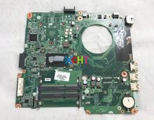 734424 501 734424 001 734424 601 para HP Pavilion Série w i3 4005U 14 n CPU DA0U83MB6E0 UMA Laptop motherboard Mainboard Testado