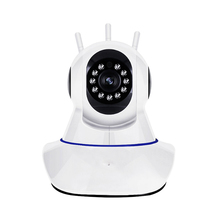 1080P 720P HD Wireless WiFi IP Camera Night Vision Motion Detection IR Security Webcam Baby Monitor CAM Pan Tilt TF Card