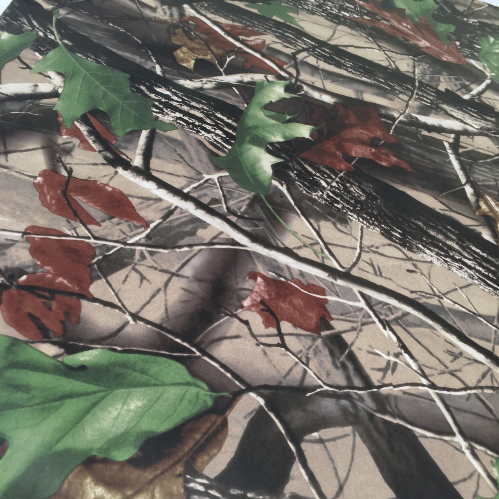 Image 5 - 50*200cm Camouflage Car Wrap Real Camo Tree Vinyl Break up Jumbo Leaf Graphic PVC Car Styling Sticker Film Golf Cart Truck-in Car Stickers from Automobiles & Motorcycles