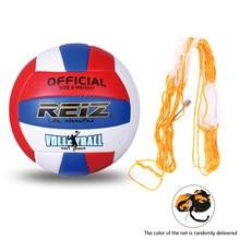 3c65aa772f7c6 Nouveau ballon de volley-Ball doux au toucher adolescent adulte compétition  intérieure extérieure formation volley-Ball avec sac.