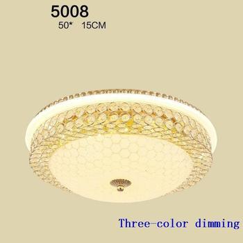 Decor อุตสาหกรรม candeeiro teto de colgante moderna โคมไฟห้องนั่งเล่น lampara techo คริสตัล plafonnier โคมไฟเพดาน LED
