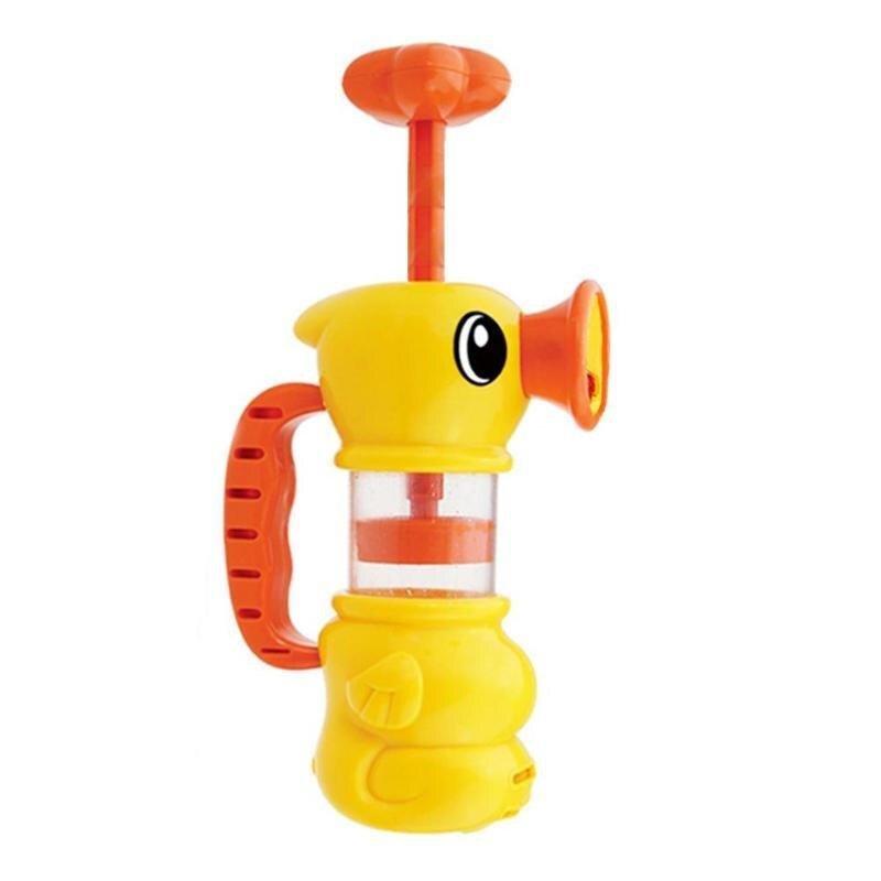 Baby Bath Toy Cute Duck Bathing Water Spraying Toys Kids