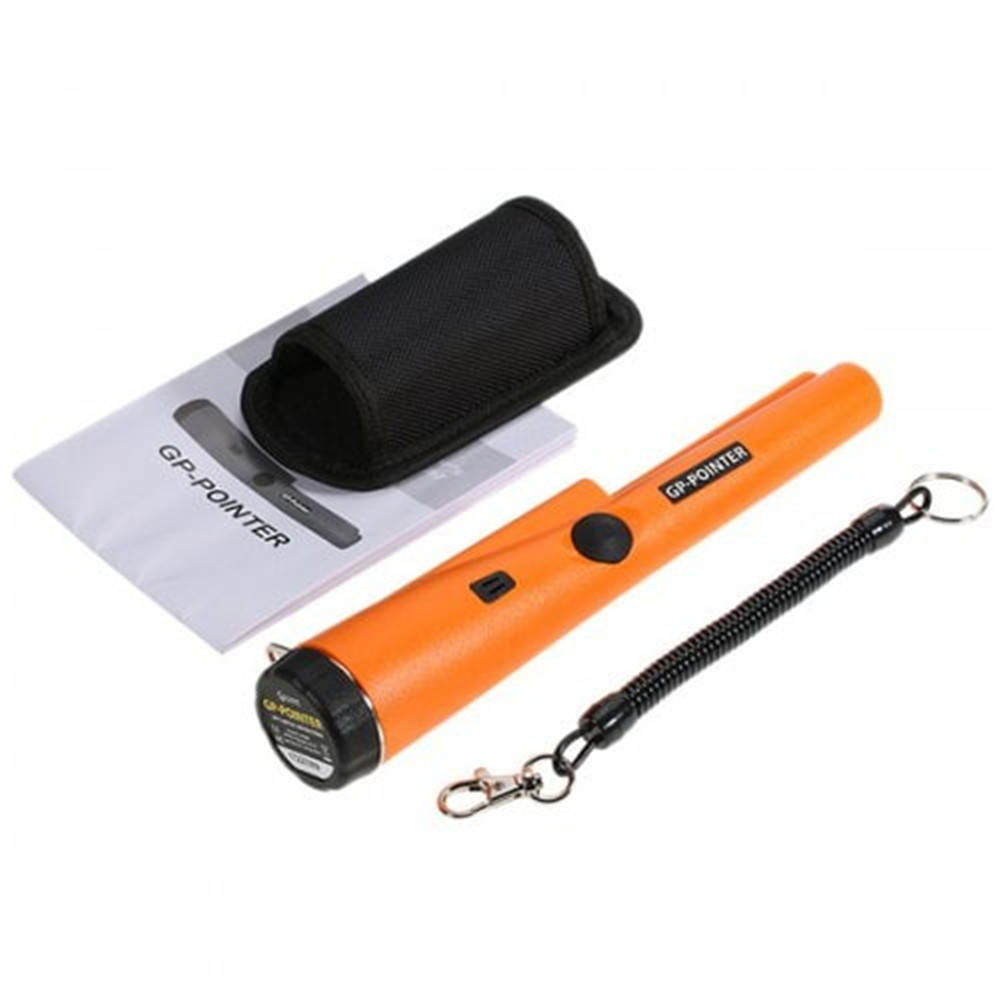 New 360 Degree Hunter Outdoor Pinpointing Hand Held GP-Pointer Pro Pointer Metal Detector Pinpointer Detector Automatic FinderNew 360 Degree Hunter Outdoor Pinpointing Hand Held GP-Pointer Pro Pointer Metal Detector Pinpointer Detector Automatic Finder